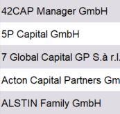 Vorschau Venture Capital DE
