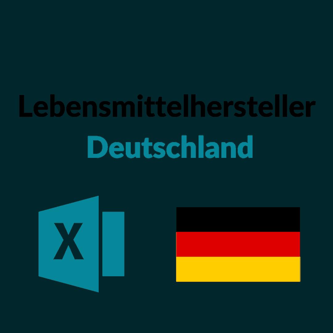 Größte Lebensmittelhersteller Deutschland