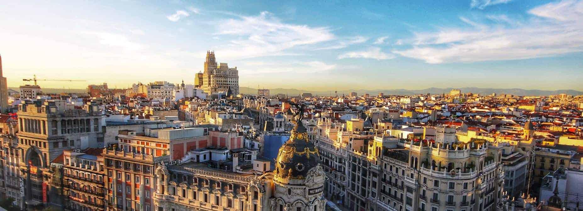 Immobilien Investoren Käufer Spanien Madrid