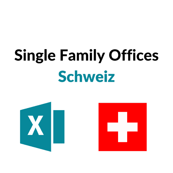 liste single family offices schweiz