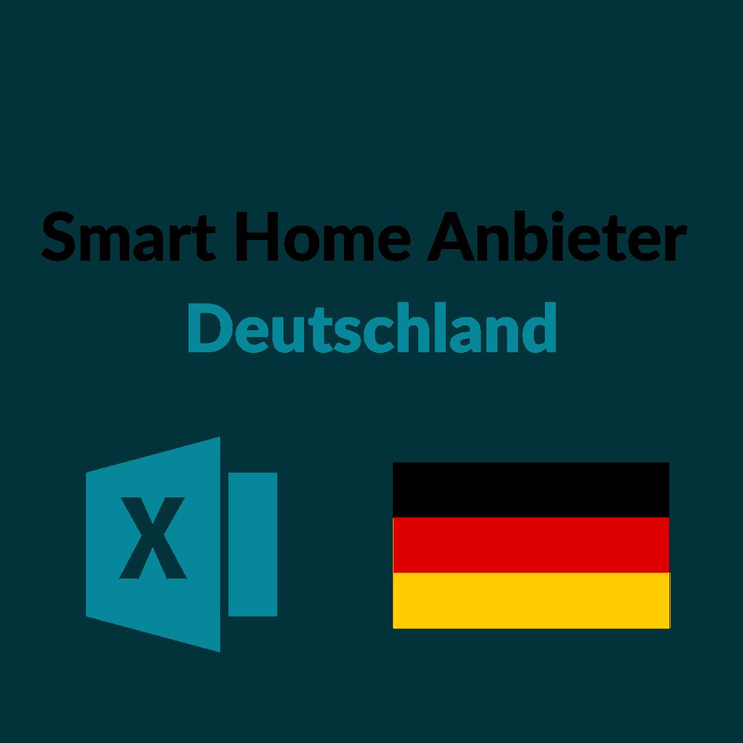 top 100 smart home anbieter deutschland liste der. Black Bedroom Furniture Sets. Home Design Ideas