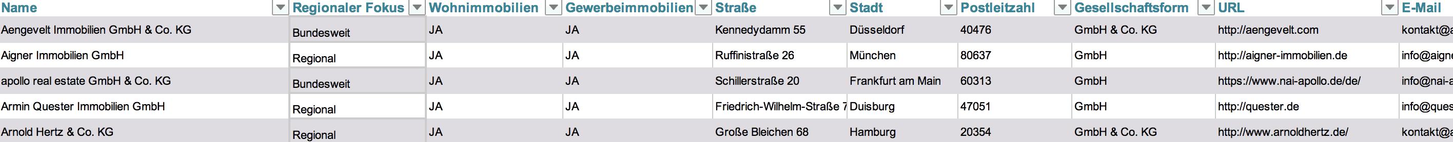 größte deutsche immobilienmakler