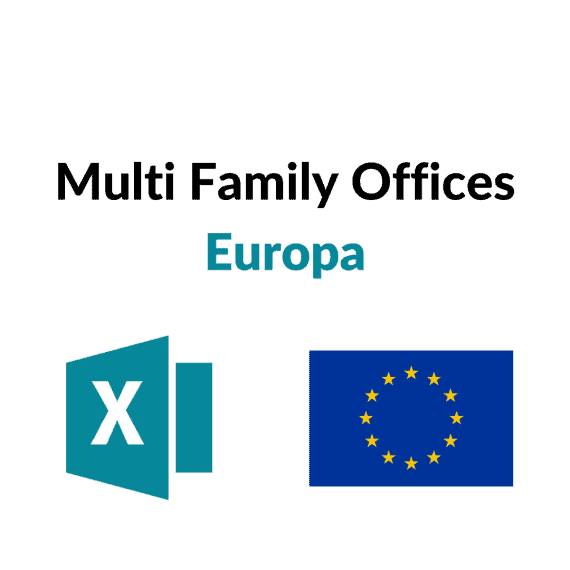 Multi Family Offices Europa