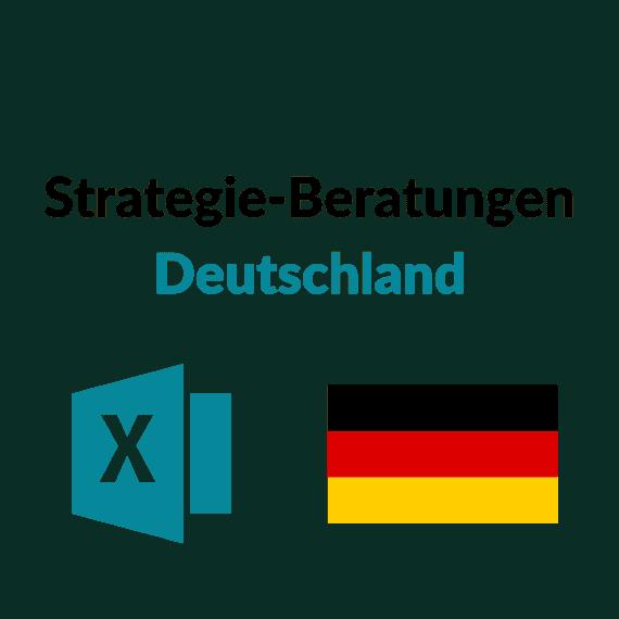 Größte Strategie Beratungen Deutschland