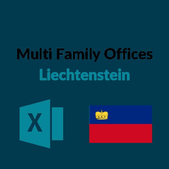 Multi Family Offices Liechtenstein