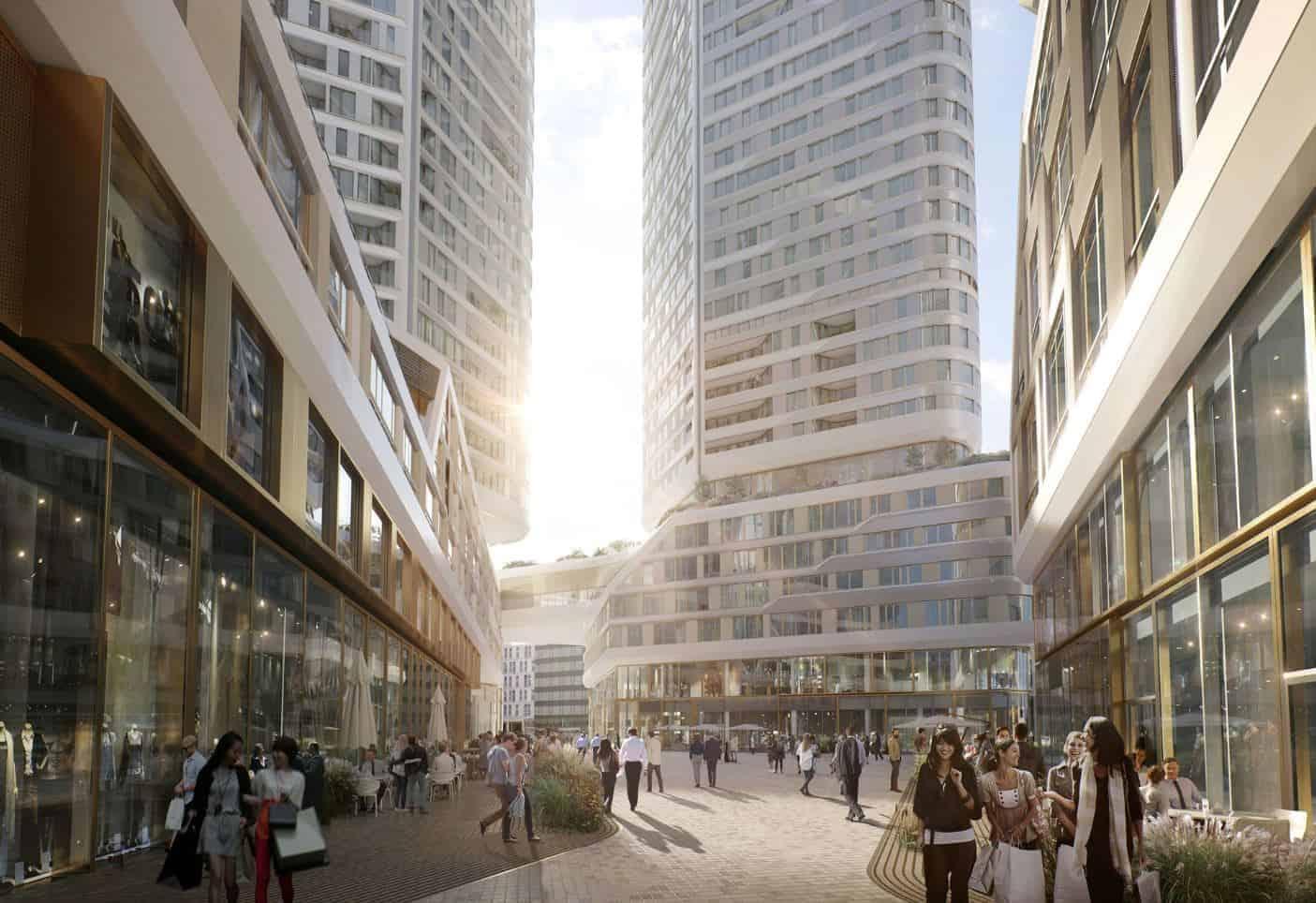Projekt Four Frankfurt