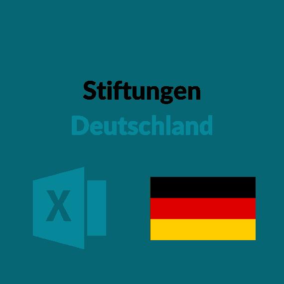 liste größte stiftungen deutschland