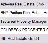 Vorschau Hausverwaltungen Property Manager