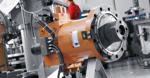 Marktführer Antriebssysteme (Maschinenbau) - rexroth Hydraulik