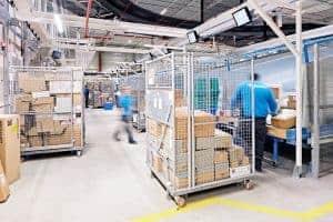 Logistik Branchenreport: KEP